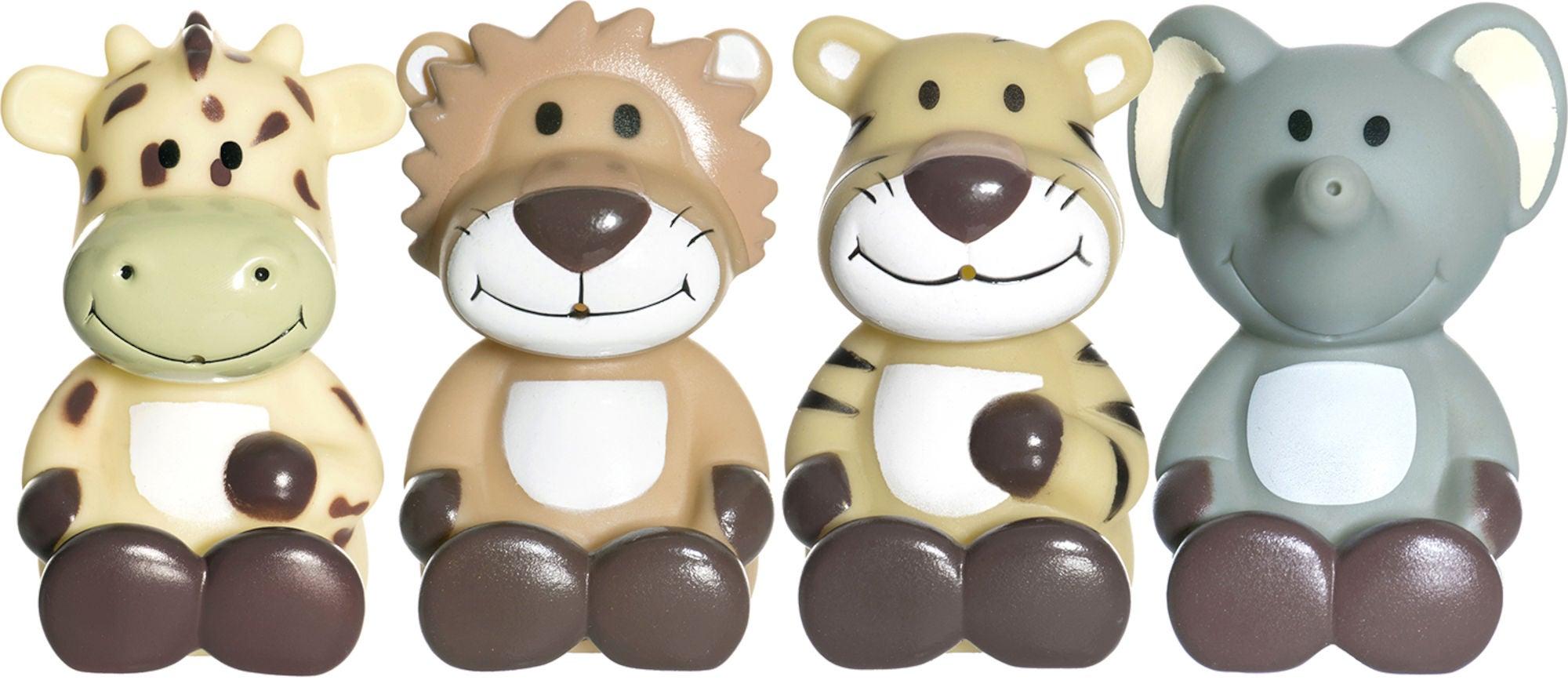 Teddykompaniet Diinglisar Wild Badleksaker 4-pk