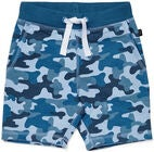 Luca & Lola Fabriano Shorts, Blue Camouflage