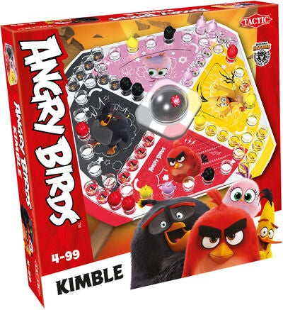 Tactic Spel Angry Birds Kimble