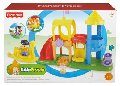 Fisher-Price Little People Lekplats