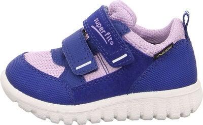 82aca67b53b Köp Superfit Sport7 Mini Sneaker, Blue/Violet | Jollyroom