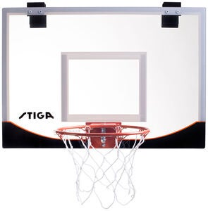 STIGA Basketkorg med Boll Mini Hoop 18