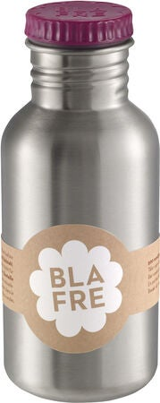 Blafre Stålflaska 500 ml, Red plum