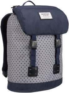 Burton Tinder Pack Youth Ryggsäck, Wild Dove Polka Dot