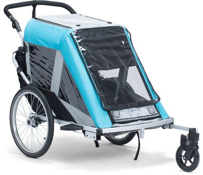 North 13.5 Roadster+ Cykelvagn, Blue