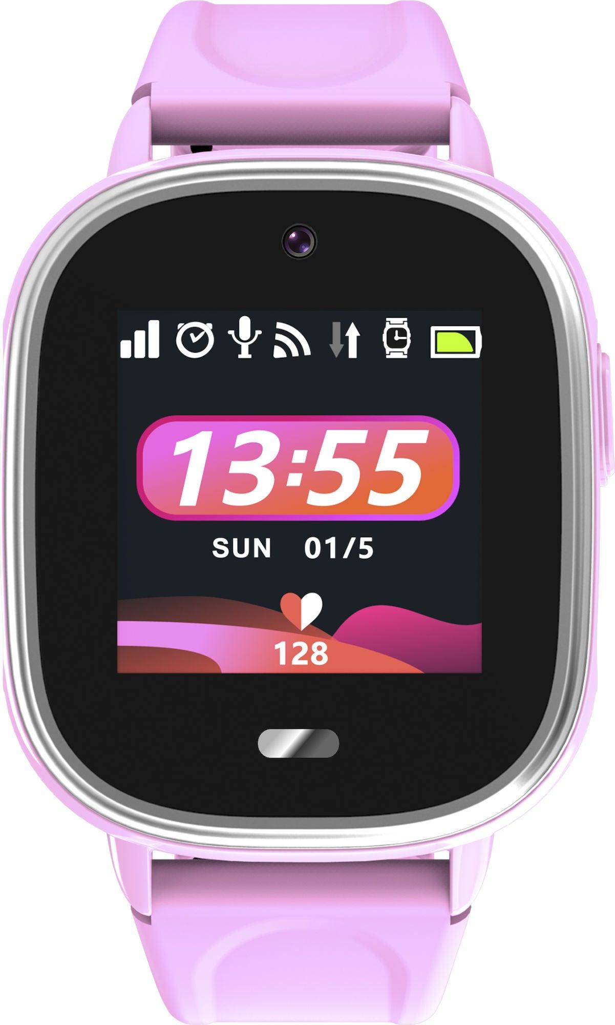Cmee 2C GPS-klocka, Rosa