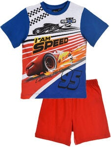 Disney Cars Pyjamas, Blå