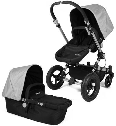 Beemoo Duo Premium Sufflett, Grey