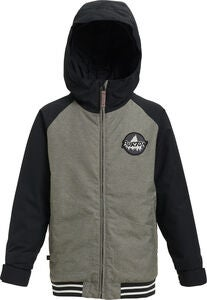 Burton Boys Gameday Jacka, Bog Heather/True Black