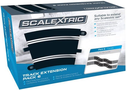 Scalextric Racerbana Expansions Pack 6