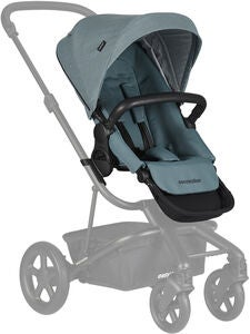 Easywalker Harvey 2 Syskonsits, Ocean Blue