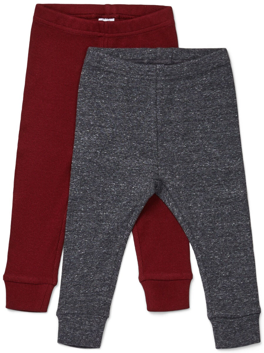 Luca & Lola Caprice Leggings 2-pack, Grey