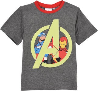 Marvel Avengers Pyjamas, Grey