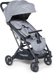 Beemoo Easy Fly+ Sulky, Grey/Black