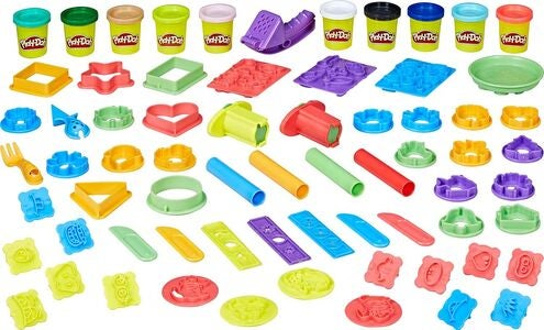 Play-Doh Leklera Play Date Party Crate