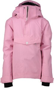 Wearcolour Top Anorak Jacka, Orchid