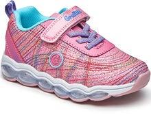 b6d29150f09 Graffiti Sriti Blinkande Sneaker, Prism Pink