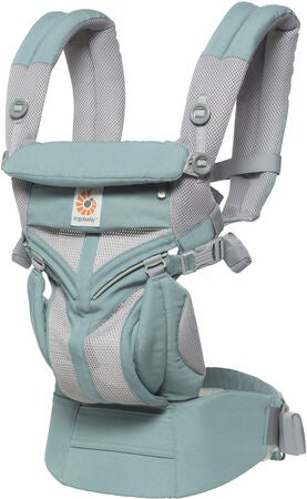 Ergobaby Omni 360 Cool Air Bärsele, Ice Mint