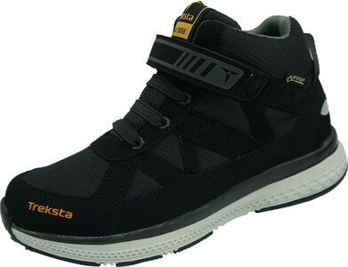 Treksta Trail Mid Jr GTX Känga, Black