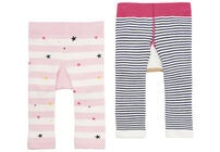 Tom Joule Leggings Polar Bear 2-pack, Pink