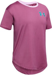 Under Armour T-Shirt, Pace Pink