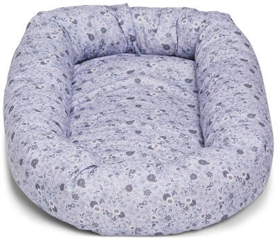 Alice & Fox Flowers Babynest, Grey