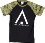Wearcolour Rag T-Shirt, Black