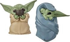 "Star Wars Figurer 2-pack Soup Blanket The Child ""Baby Yoda"""