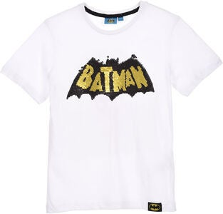 Batman T-Shirt, White