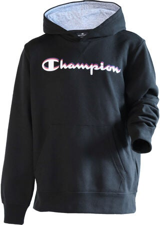 Champion Kids Huvtröja, Anthracite
