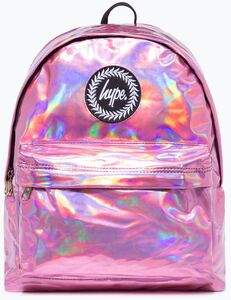 HYPE Ryggsäck, Pink Holographic