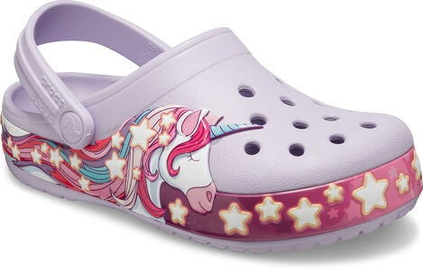 Crocs Fun Lab Unicorn Clog, Lavender