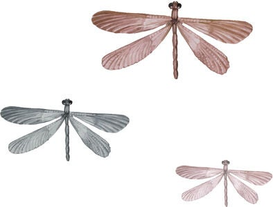 That's Mine Wallsticker Dragonflies 3-Pack