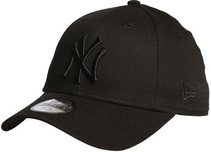 New Era Kids Keps, Black Black