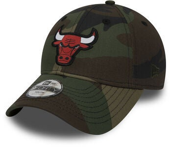 New Era 9Forty Kids Chicago Bulls Keps, Camo