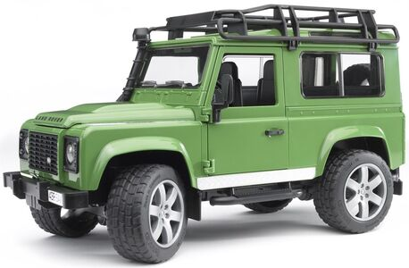 Bruder Land Rover Defender Station Wagon 02590