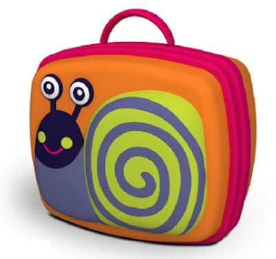 Oops Lunchbox Take Away! Snail