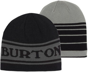 Burton Boys Billboard Mössa, True Black/Monument