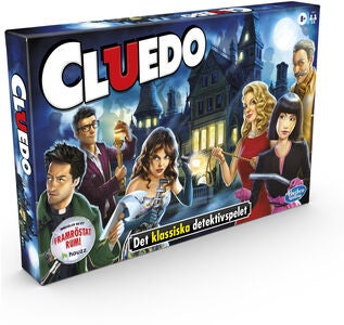Hasbro Cluedo Spel The Classic Mystery Game