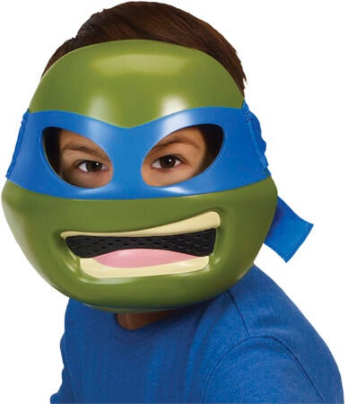 Turtles Mask Blå