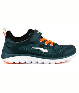 Bagheera Dynamo Sneaker, Navy/Orange