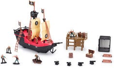Fantasy Playworld Pirate Ship Lekset
