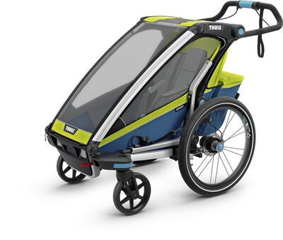 Thule Cykelvagn Chariot Sport1, Chartreuse
