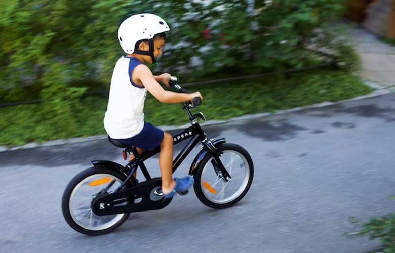 cykel till treåring