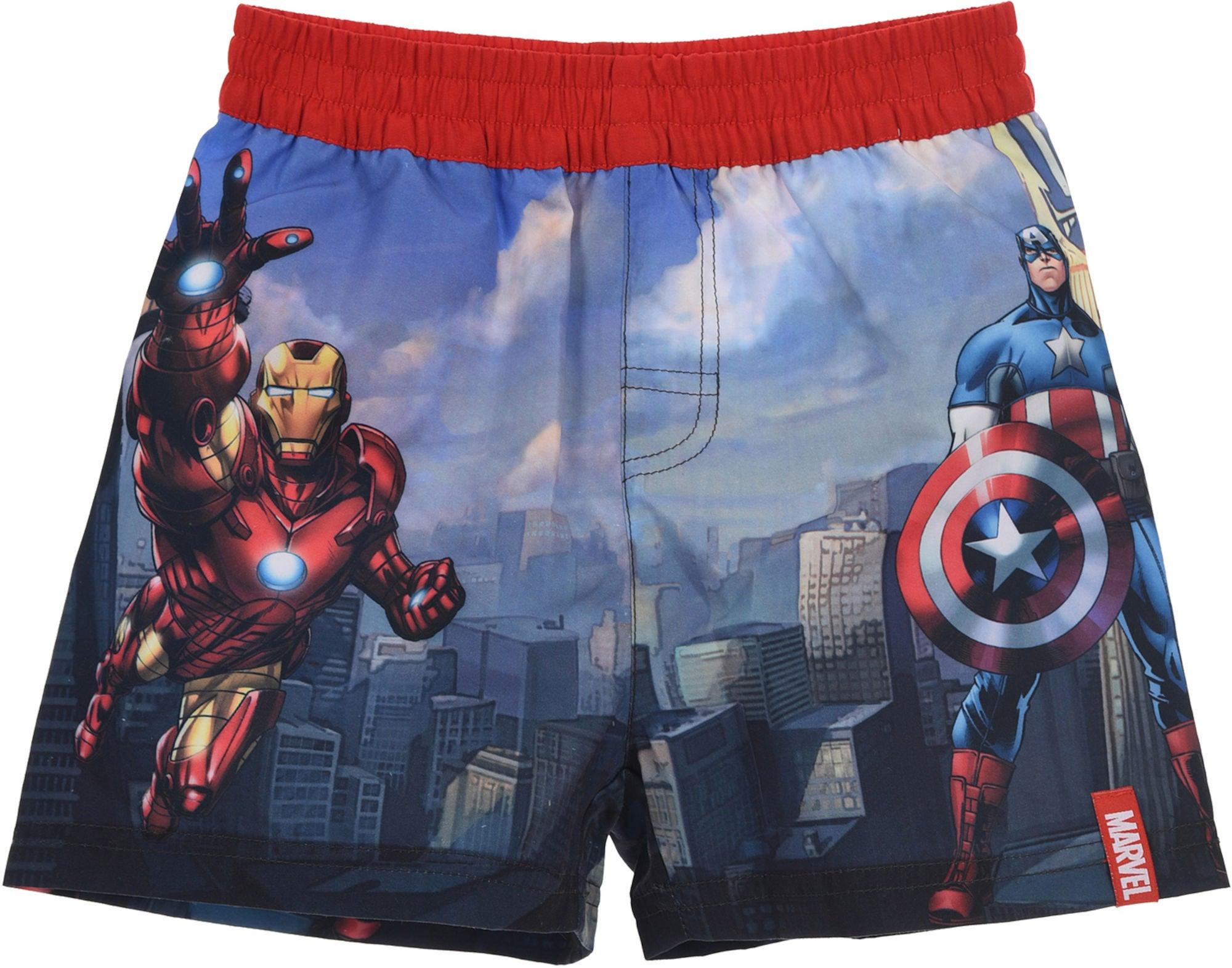 Köp Marvel Avengers Badshorts 4208ac47800fb