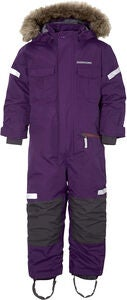 Didriksons Migisi Overall, Berry Purple