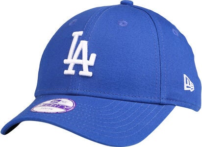 New Era 9Forty Kids League Basic Keps, Bright Royal
