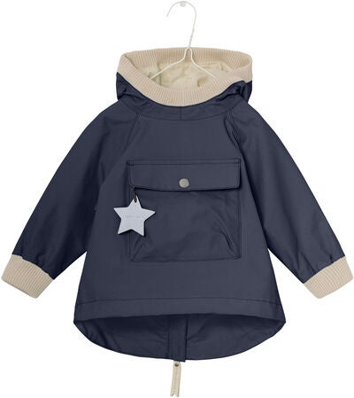 Mini A Ture Vito Anorak, Blue Nights