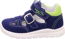 968f9ccdca1 Superfit Mel Sandal, Blue/Light Green