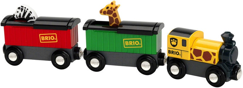 BRIO World 33722 Safaritåg